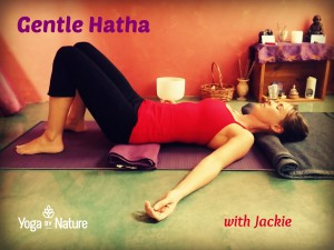 new class  gentle hatha wed 6pm  yoganature australia
